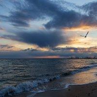 Вечер на море :: Нилла Шарафан