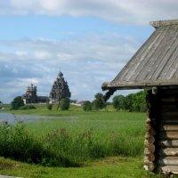 Храм Преображения Господня на острове Кижи :: Надежда