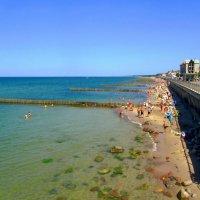 Кусочек пляжа :: Сергей Карачин