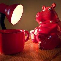 Красный бегемот :: Mike214