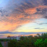 Восход   08.06.2020 :: Cергей Кочнев