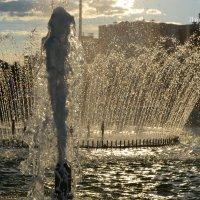 фонтан :: Елена Дербенева
