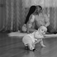 малыши до года :: Инна Ильина