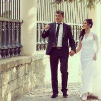 Красивая греческая свадьба Илоны и Юры :: Инна Ильина