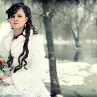 невеста :: виктор омельчук