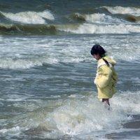 Девочка и море :: Виктория Кулеш