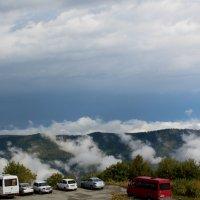 Выше облаков :: Светлана Попова
