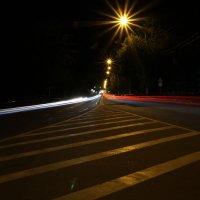 Ночное шоссе :: Palceva Elena Пальцева Елена