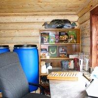 Офис в деревне :: Людмила Гарипова