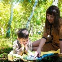 За чтением :: Светлана Кудеринова