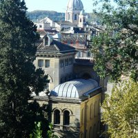 Рим сквозь кроны деревьев :: Андрей Бочаров
