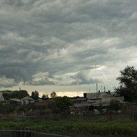 Скоро грянет буря :: Гульнара Яумбаева
