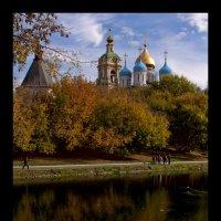 новоспасский монастырь,москва :: Александр Шурпаков