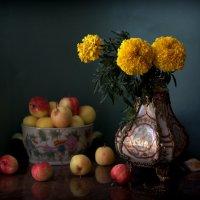 Вспоминая ту осень с ароматом шафрана... :: Natali K
