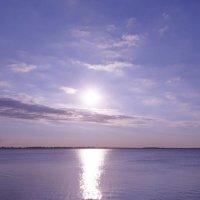 Осенний закат :: Ольга Ситникова