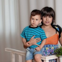 Светлана и Наильчик :: Юлия Гончарова