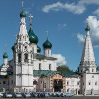 Церковь в надёжных руках :: Александр Творогов