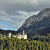 Castle in Bavarian Alps :: Roman Ilnytskyi