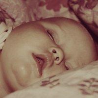 Счастье спит... :: Наталья Плющ
