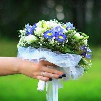 Свадебный букет :: Михаил Боталов