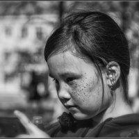 Девчушка-Конопушка :: Алексей Игнатьев