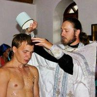 крещение :: Наталья Плющ