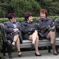 Мужественные девушки :: Гульнара Яумбаева