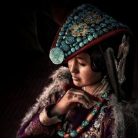 Ладакхская невеста (Ladakhi Bride) :: Roman Mordashev
