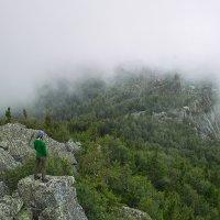 Наравне с облаками :: Павел Меньшиков