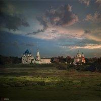 Вечерний звон в Суздале :: Виктор Перякин