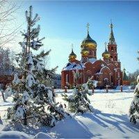 Храм :: Алексей Макшаков