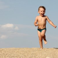 Лето солнце море пляж... :: Наталья Шанина