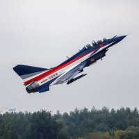 "J-10 (Jian 10) Chinese Aerobatic Team ""August 1-st"" :: Павел Myth Буканов"