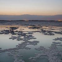 Рассвет над Мертвым морем :: susanna vasershtein