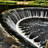 Плотина на ламе :: Ирина Матвеенко