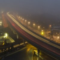 Лондон в тумане :: Sergey Nechaev