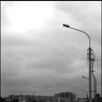 Дорога, улица, фонарь :: Анна Бердникова