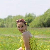 Одуванчик! :: Зоя Хаирова
