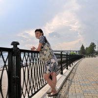 На набережной. :: Андрей В.