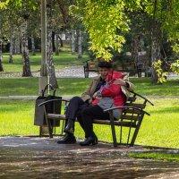 Любви все возрасты... :: Виктор Ковчин