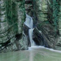 Агурский водопад :: Олег Холин