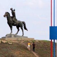 Памятник :: Валентин Родоманов