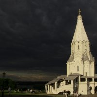 Грянет гроза :: Андрей Вигерчук