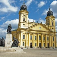 The Square in Debrecen :: Roman Ilnytskyi