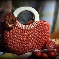 Осень - моя рыжая подружка... :: Галина К.