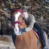 Лошади дарят детям счастье :: Aleksandra Matveeva