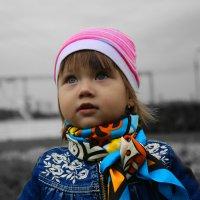 Ребенок в мегаполисе :: Виктор Овсянников