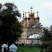 Церковь. :: Тамара Бучарская