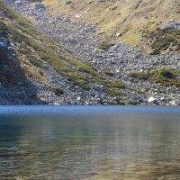 Горное озеро :: Светлана Попова
