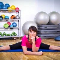 fitness, Katerina :: Sergey Romanko